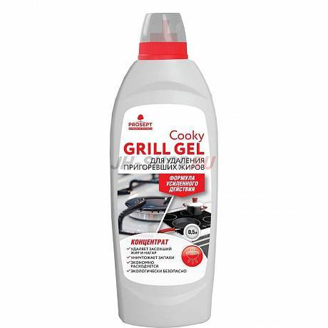 Cooky Grill Gel, объем 0,5 л. картинка