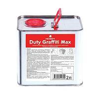 Duty Graffiti Max - средство для удаления граффити широкого действия